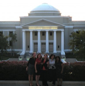 PhD students from the USF - CMS