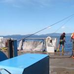 Working onboard