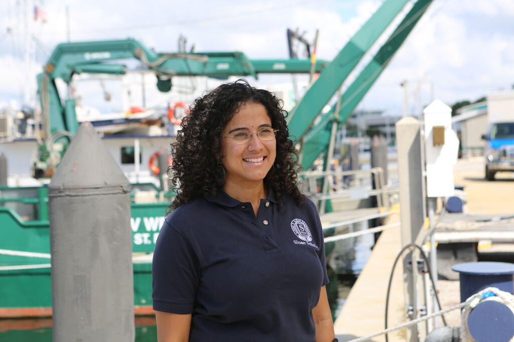 Coastal Marine Ecologist