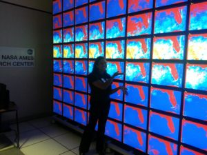 NASA Ames Hyperwall